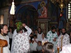 58 Празник Успења Пресвете Богородице - слава Манастира Тврдош