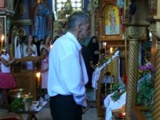 51 Празник Успења Пресвете Богородице - слава Манастира Тврдош