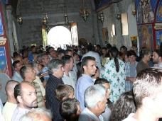 50 Празник Успења Пресвете Богородице - слава Манастира Тврдош