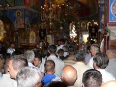 46 Празник Успења Пресвете Богородице - слава Манастира Тврдош
