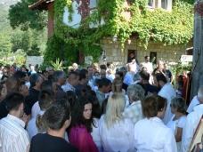 45 Празник Успења Пресвете Богородице - слава Манастира Тврдош