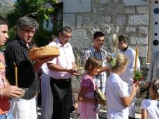 44 Празник Успења Пресвете Богородице - слава Манастира Тврдош