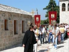 43 Празник Успења Пресвете Богородице - слава Манастира Тврдош