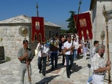 42 Празник Успења Пресвете Богородице - слава Манастира Тврдош