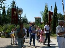 34 Празник Успења Пресвете Богородице - слава Манастира Тврдош
