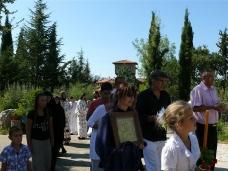 33 Празник Успења Пресвете Богородице - слава Манастира Тврдош