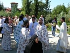 32 Празник Успења Пресвете Богородице - слава Манастира Тврдош