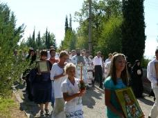 26 Празник Успења Пресвете Богородице - слава Манастира Тврдош