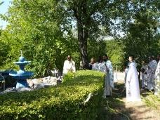 23 Празник Успења Пресвете Богородице - слава Манастира Тврдош