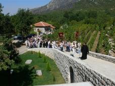 20 Празник Успења Пресвете Богородице - слава Манастира Тврдош