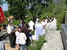 15 Празник Успења Пресвете Богородице - слава Манастира Тврдош