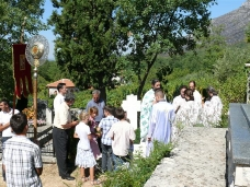 14 Празник Успења Пресвете Богородице - слава Манастира Тврдош