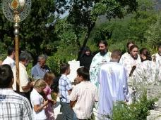 13 Празник Успења Пресвете Богородице - слава Манастира Тврдош