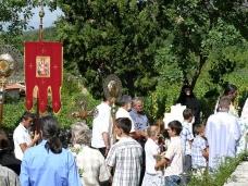 12 Празник Успења Пресвете Богородице - слава Манастира Тврдош