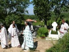 11 Празник Успења Пресвете Богородице - слава Манастира Тврдош