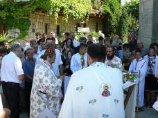 10 Празник Успења Пресвете Богородице - слава Манастира Тврдош