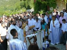 9 Празник Успења Пресвете Богородице - слава Манастира Тврдош