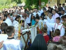 8 Празник Успења Пресвете Богородице - слава Манастира Тврдош