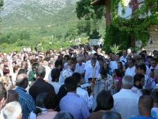 4 Празник Успења Пресвете Богородице - слава Манастира Тврдош