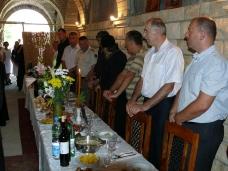 2 Празник Успења Пресвете Богородице - слава Манастира Тврдош
