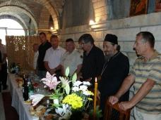 1 Празник Успења Пресвете Богородице - слава Манастира Тврдош