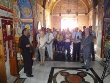 3 Посјета Манастиру Тврдош учесника манифестације