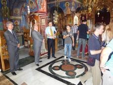 4 Посјета Манастиру Тврдош учесника манифестације