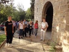11 Посјета Манастиру Тврдош учесника манифестације