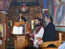 2 Архијерејска Литургија у Манастиру Тврдош