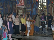 10 Архијерејска Литургија у Манастиру Тврдош