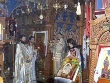 13 Архијерејска Литургија у Манастиру Тврдош