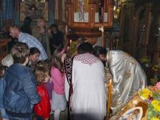 14 Архијерејска Литургија у Манастиру Тврдош