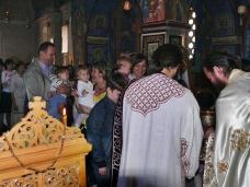15 Архијерејска Литургија у Манастиру Тврдош