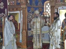 16 Архијерејска Литургија у Манастиру Тврдош