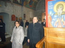 9 Прослава Светог Атанасија Великог у Манастиру Тврдош