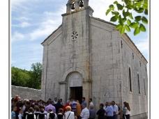 27 Крсна слава Храма у Влаховићима