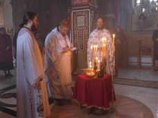 3 Света Литургија у Манастиру Тврдош на дан Великих или Васкршњих задушница