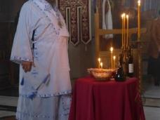 1 Света Литургија у Манастиру Тврдош на дан Великих или Васкршњих задушница