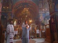 6 Света Литургија у Манастиру Тврдош на дан Великих или Васкршњих задушница
