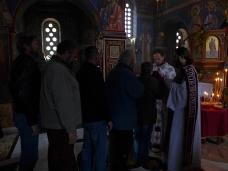 8 Света Литургија у Манастиру Тврдош на дан Великих или Васкршњих задушница