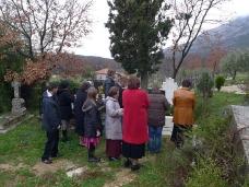 11 Света Литургија у Манастиру Тврдош на дан Великих или Васкршњих задушница