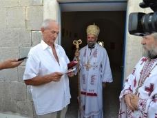 24 Св. Арх. Литургија у селу Запланику