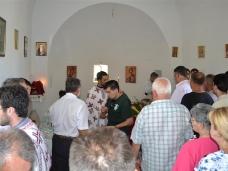 25 Св. Арх. Литургија у селу Запланику