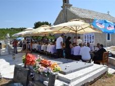 27 Св. Арх. Литургија у селу Запланику