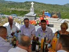 32 Св. Арх. Литургија у селу Запланику
