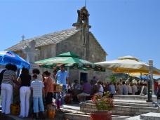 33 Св. Арх. Литургија у селу Запланику
