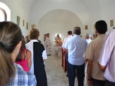 4 Св. Арх. Литургија у селу Запланику