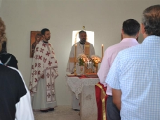 5 Св. Арх. Литургија у селу Запланику