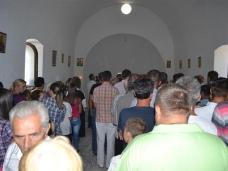 6 Св. Арх. Литургија у селу Запланику