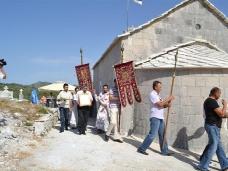 10 Св. Арх. Литургија у селу Запланику